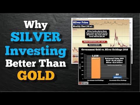Why Silver Is Better Than Gold | SilverSeek com