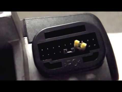 motorola pro 5100 encendido automático de la radio con solo energizar