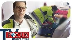Wenns um Leben und Tod geht: Notärzte bei 24h-Schicht am Limit | Focus TV Reportage