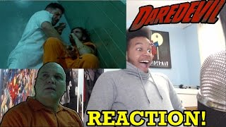"Daredevil Season 2 Episode 9 ""Seven Minutes in Heaven"" REACTION!"