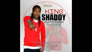"King Shaddy drops MASSIVE new single ""Gore rino chachaya"". CHECK IT OUT!!!"