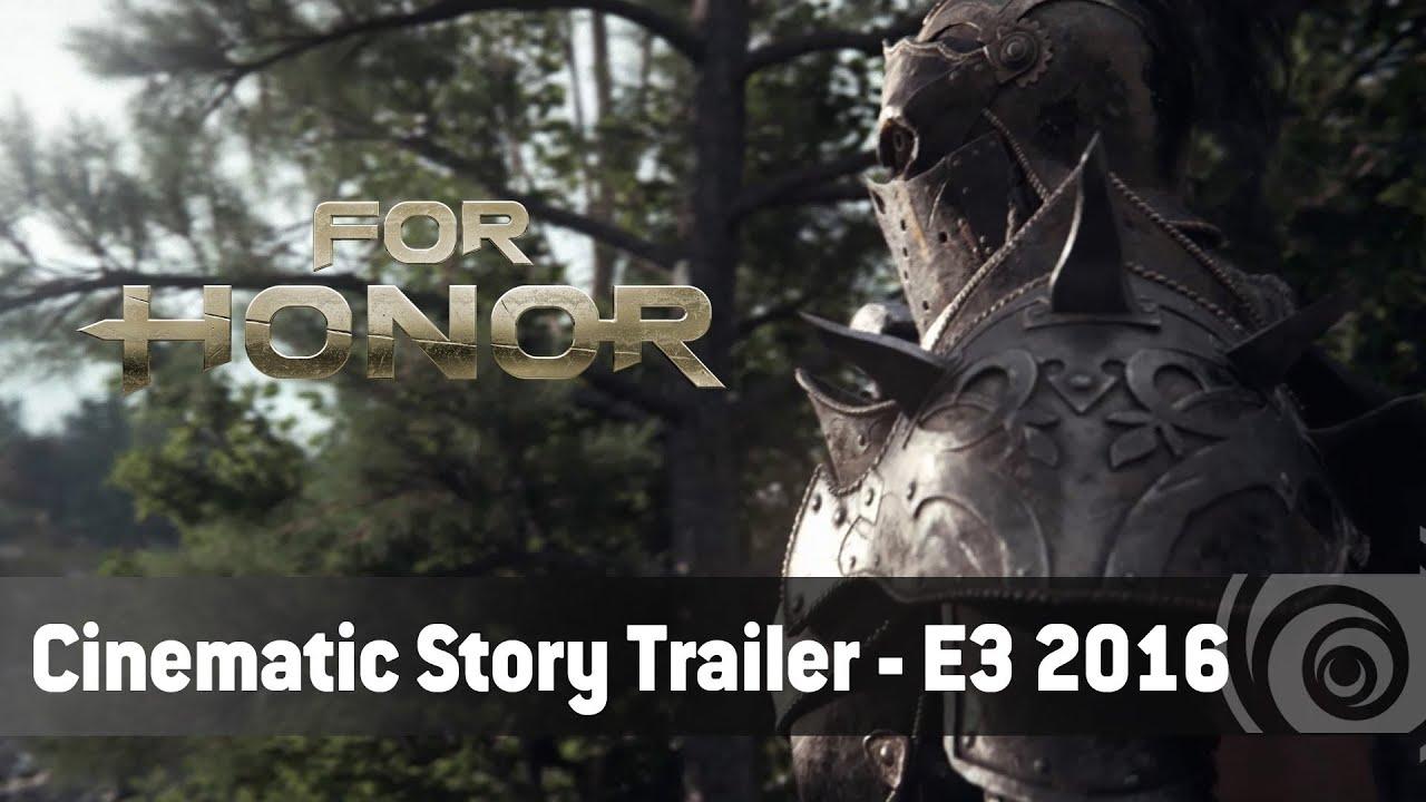 [中文字幕] For Honor《榮耀戰魂》電影式劇情預告片 - E3 2016 - Ubisoft SEA