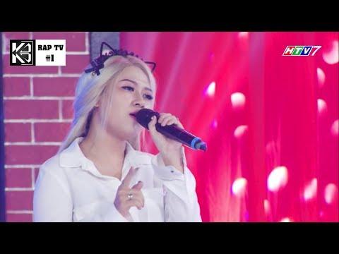 Suzie Lên HTV Rap Dizz Bray Trên VTV | Rap TV #1