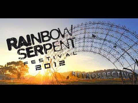 Rainbow Serpent Festival 2012 (Official)