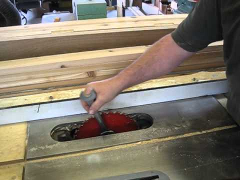 Table saw blade change with wood stick youtube table saw blade change with wood stick keyboard keysfo Images
