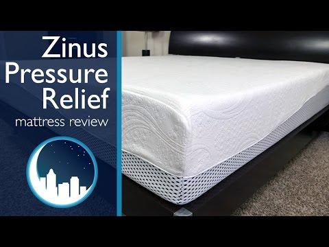 Zinus Memory Foam Green Tea Mattress 12 Inch Queen