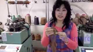 Производство носков из 100% монгольского верблюжьего пуха в России(, 2014-12-13T09:30:31.000Z)