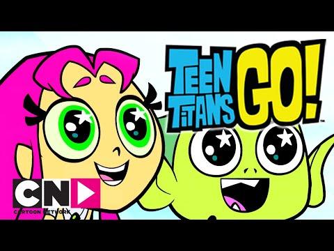 Haideți tineri titani!   Prietenul la nevoie se cunoaște   Cartoon Network