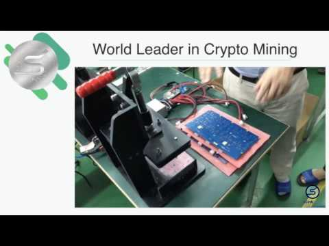 COINSPACE Mining Center China