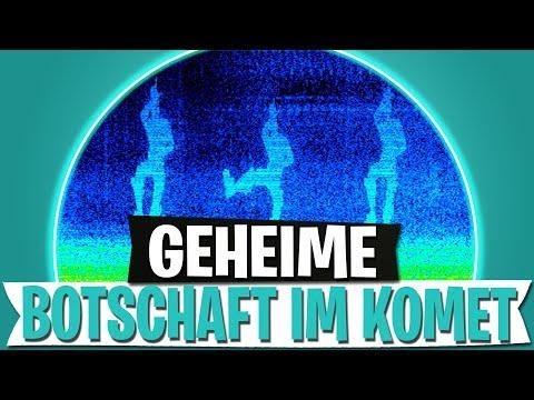 GEHEIME BOTSCHAFT IM KOMET | ALIEN NACHRICHT? | FORTNITE BATTLE ROYALE Deutsch