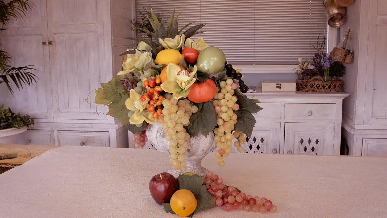 Banquet Table Arrangements