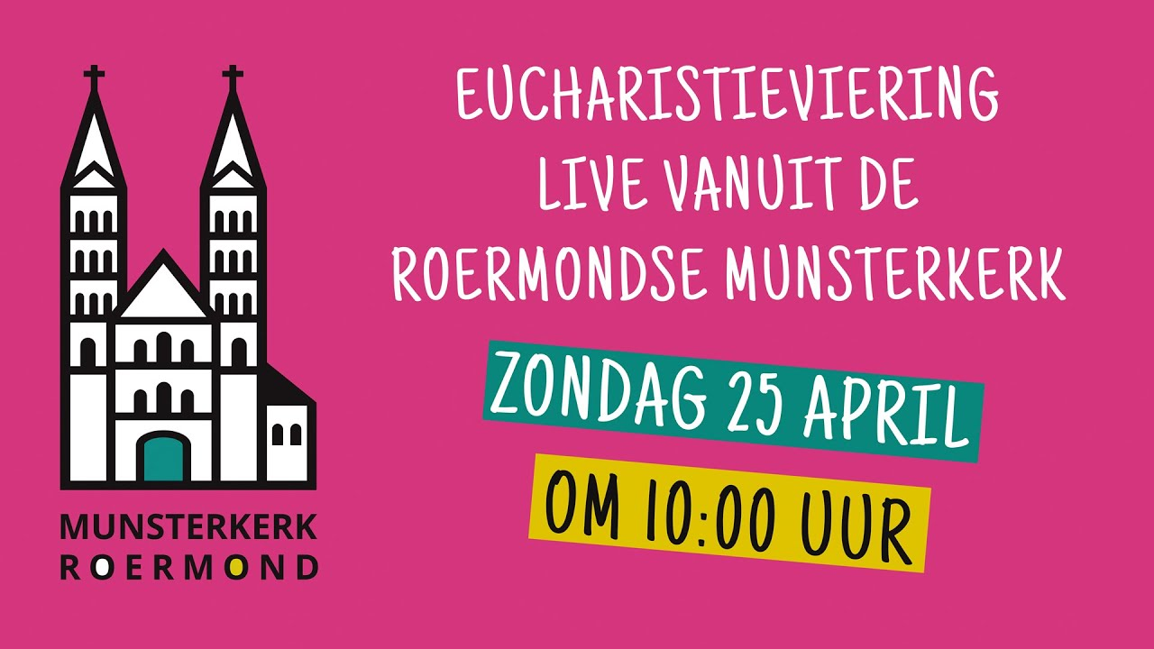 Eucharistieviering zondag 25 april 2021