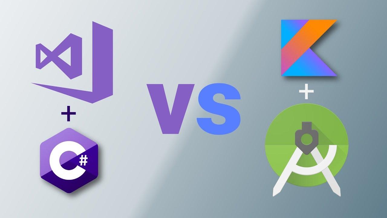 Xamarin (Visual Studio) vs Android Studio and Kotlin
