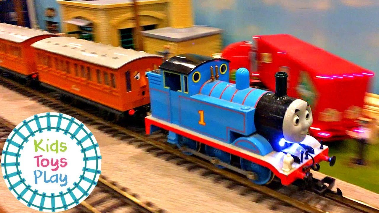 Thomas and Friends Model Trains | LEGO Trains and Scale Thomas the Train Railway from SUPERTRAINS
