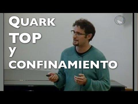 El quark top: escapando al confinamiento - Vicent Mateu
