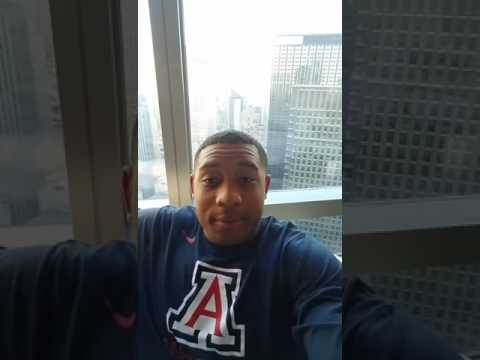 Brandon Tatum: Live from Manhattan!