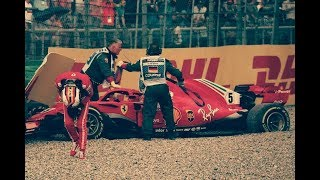 Sebastian Vettel - Goodbye Loria (2018 season)