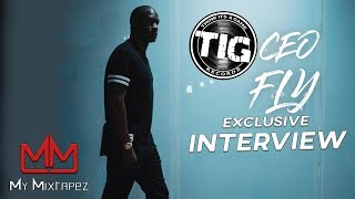 Ceo Fly - 'My Mom thought I wasn't going to make it to 21, I want to show YFN Lucci to be the best'