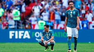 Germany down 14 places in FIFA world rankings; France up to No. 1
