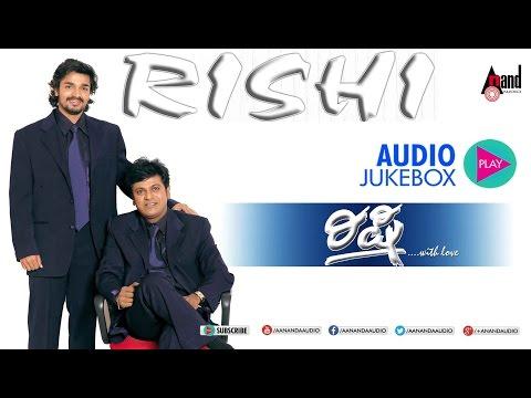 Rishi | Kannada Audio Jukebox | Shivarajkumar | Rahdika,Sindhu Tholani | Gurukiran