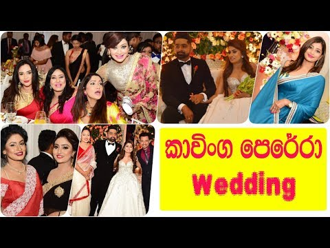 Kavinga Perera Wedding