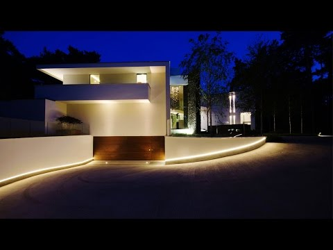 Modern Contemporary Luxury Villa in North Brabant, The Netherlands (by DPL Europe)