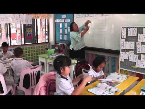 การจัดกิจกรรมการเรียนการสอน ชั้น ป.1/1 ร.ร.บ้านนาก้านเหลือง สพป.ขก.5 โดย คุณครูศรีนวล  เครือจันทร์