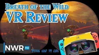 Zelda: Breath of the Wild VR Review (Video Game Video Review)