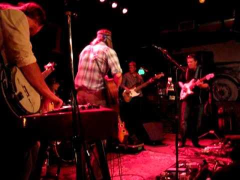 Eli Jebidiah Jams at Tractor Tavern, Seattle, 8-12...