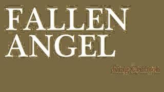 King CrimsonのFallen Angelをピアノアレンジしてみました。 テキトウに...