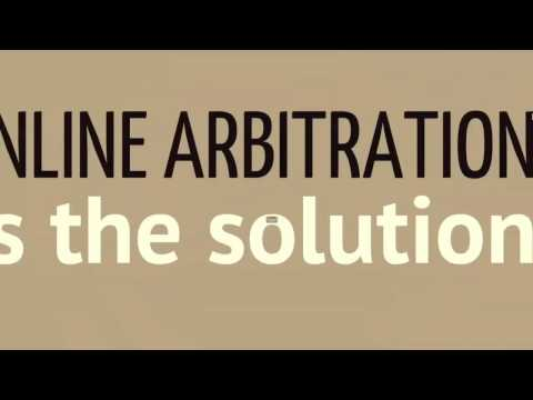Online Commercial Arbitration - Control Your Legal Costs and Solve Disputes Efficiently