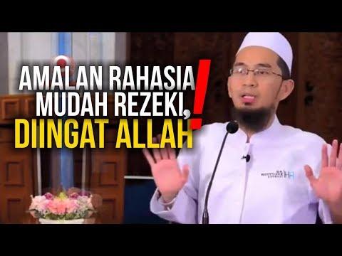 RAHASIA😱 Agar Allah Mengingat Kita & Dimudahkan Rezeki - Ustadz Adi Hidayat LC MA