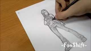Hayley - Speed Drawing