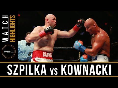 Szpilka - Kownacki. Skrót walki. WIDEO