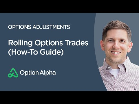 Rolling Options Trades (How-To Guide)