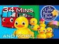 quot Five Little Ducks quot On A Bus Plus Lots More Nursery Rhymes 34 Minutes from LBB