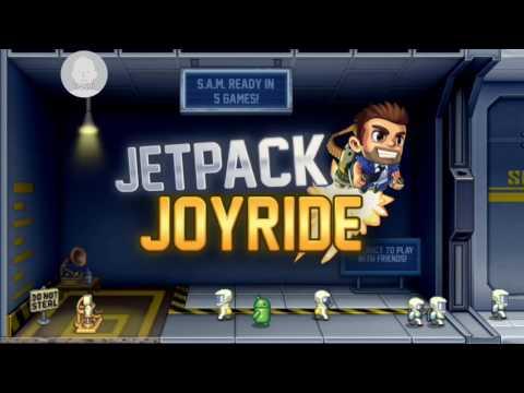 JETPACK JOYRIDE - ALL jetpacks