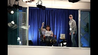 Ellen Gives a Stressed-Out Fan a VIP Skybox Seat