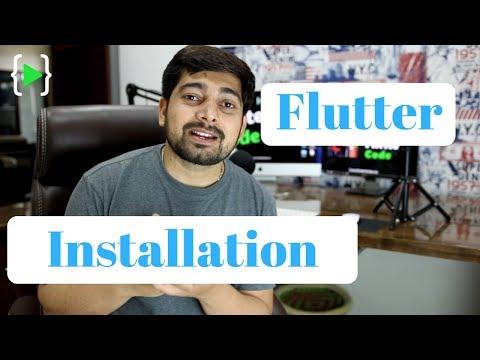 Installation Of Flutter And Setup On MAC