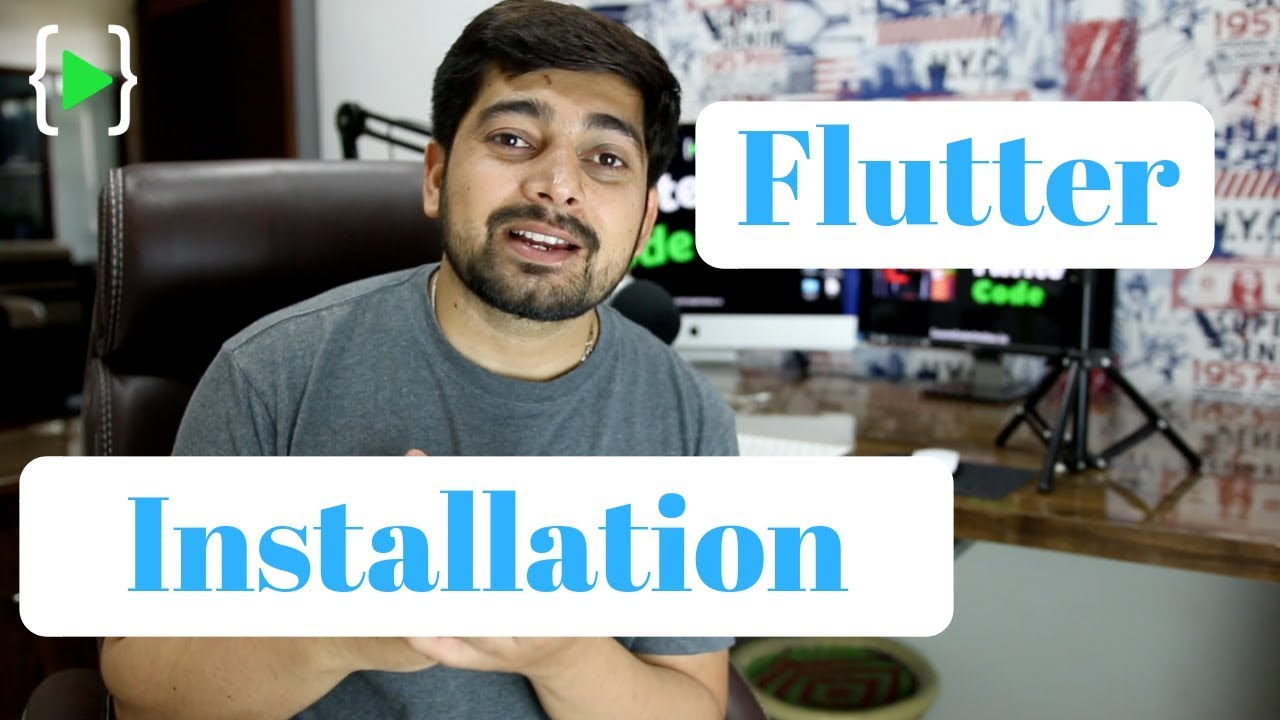 Installation of Flutter and setup on MAC : LightTube