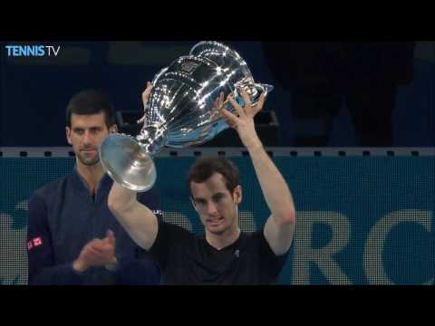 Andy Murray v Novak Djokovic Final Highlights: 2016 ATP World Tour Finals