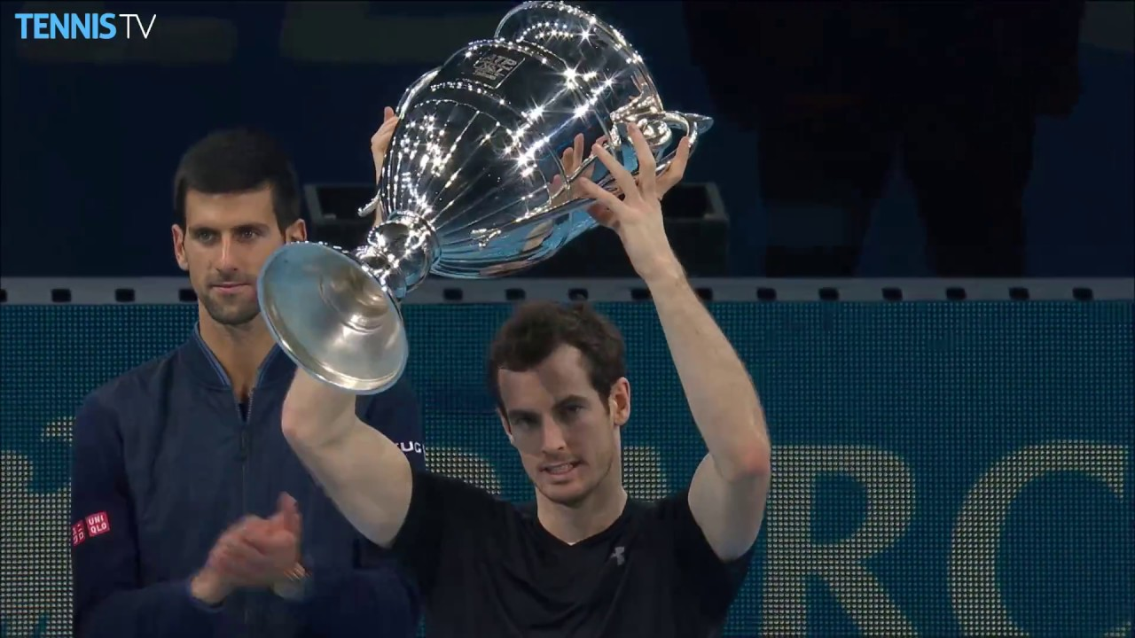 Murray Vs Djokovic Atp Finals 2016 Final Highlights Youtube