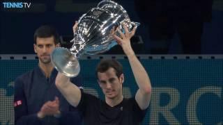 Murray vs Djokovic: ATP Finals 2016 Final Highlights