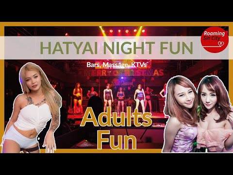 Thailand Red Light District   Hatyai Beginners Guide for Single Men