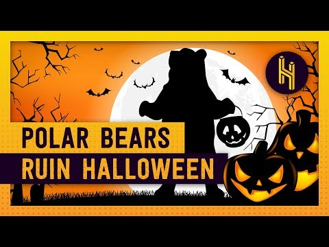 How Polar Bears Ruined Halloween in Northern Canada