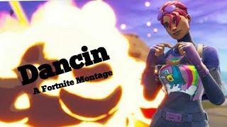 Dancin Aaron Smith || A Fortnite Montage || Krono Remix
