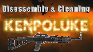 Hi Point Carbine Rifle Disassembly & Cleaning [ 4595 TS ]