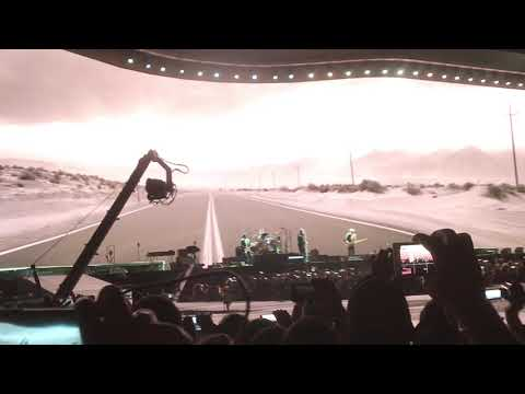 Where The Streets Have No Name - U2 en Bogotá (Colombia)