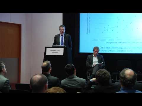Peter Bofinger: Inequality and Macroeconomics Dynamics  1/5