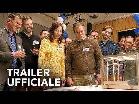 Downsizing - Vivere alla grande | Trailer Ufficiale HD | Paramount Pictures 2018